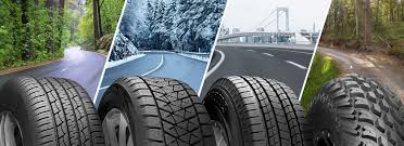Learn About the Different Types of Car Tires Available