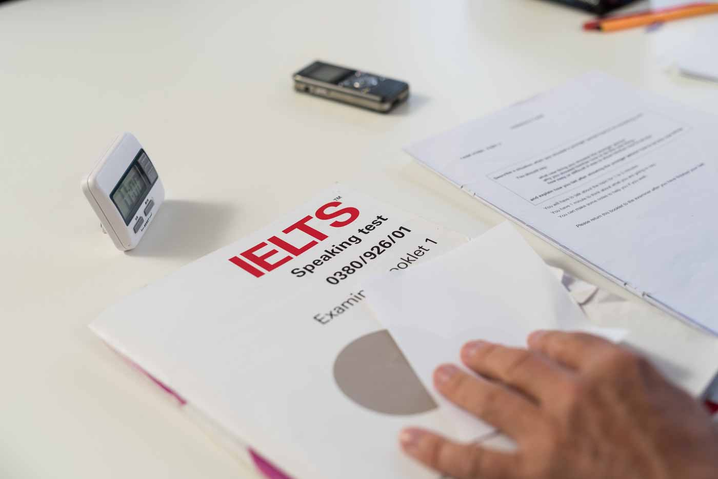 What is IELTS for